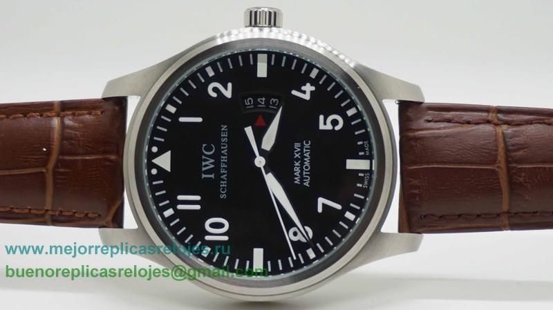 edcecf4a8eed Replica De Relojes IWC Pilot Mark XVII Automatico ICH33. Loading zoom