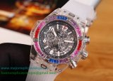 Replicas Relojess Hublot Big Bang Unico Working Chronograph Diamonds HTHS15