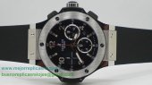 Replicas Relojes Hublot Big Bang King Asia Valjoux 7750 HUB 4100 Automatico Working Chronograph HTH86