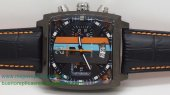Replica Reloj Tag Heuer Monaco Calibre 36 Working Chronograph THH139