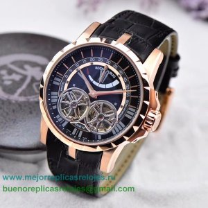 Replicas Roger Dubuis Automatico Double Tourbillon Power Reserve RDHS01