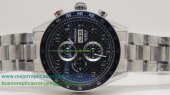 Replica Reloj Tag Heuer Carrera Calibre 16 Working Chronograph S/S THH140