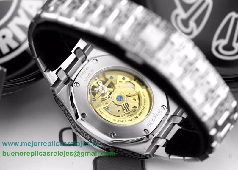Replicas Audemars Piguet Royal Oak Automatico S/S APHS06